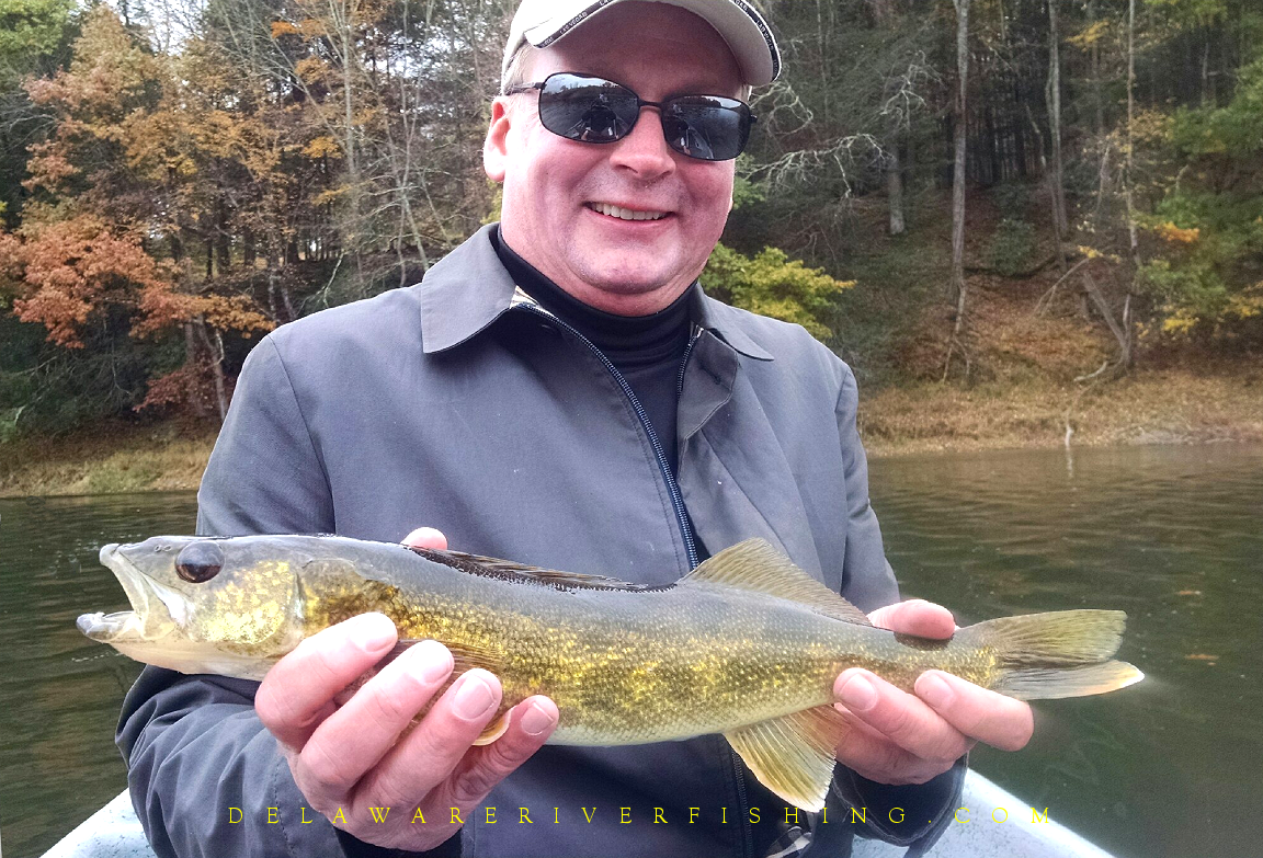 Fishing report for the upper delaware river catskills for Delaware river fishing